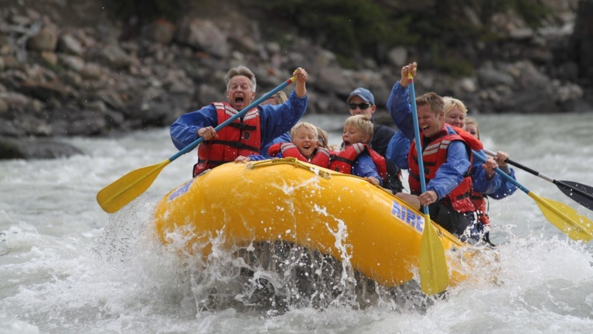 Jasper Rafting Adventures Medium