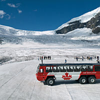 Columbia-Icefields-Glaciers