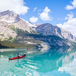 Parks Canada Kayakon Maligne Lake Ryan Bray CR Medium